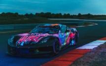"""24h du Mans : """"Human"""", la livrée spéciale du Larbre Compétition"""