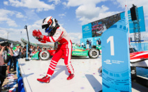 Formule E : Berlin, course 1, victoire de Rosenqvist