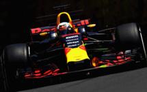 F1 : GP d'Azerbaïdjan, victoire de Ricciardo
