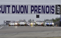 FFSA GT - GT4 Sud : Dijon