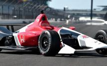 Indycar : La monoplace 2018 dévoilée