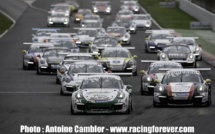 Porsche Carrera Cup 2017 : Barcelone
