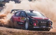 WRC : Victoire de Citroën et Meeke en Catalogne