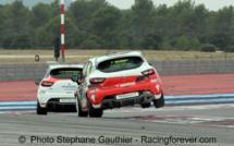 Clio Cup : TB2S termine sur le podium de la coupe de France