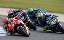 MotoGP : Marquez s'impose en Australie