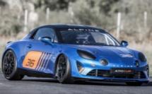 Alpine A110 Cup : Authentique voiture de course