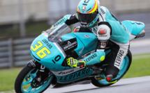Moto3 : GP de Malaisie, Mir en orbite