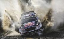 WRC : Ogier, Ingrassia, M-Sport et la Ford Fiesta champions