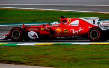 F1 : GP du Brésil, victoire de Vettel