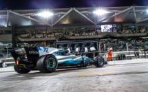 F1 : GP d'Abou Dabi, victoire de Bottas