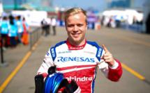 Formule E : Rosenqvist remporte le E-Prix de Marrakech