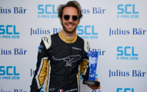 Formula E : E-Prix de Santiago du Chili, victoire de Vergne
