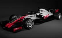 F1 : Haas présente la VF-18
