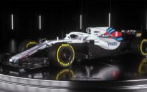 F1 : Williams présente la FW41