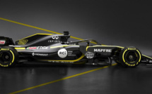 F1 : Renault présente la R.S.18