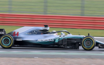 F1 : Mercedes présente la F1 W09