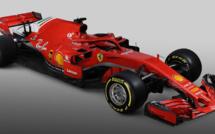 F1 : Ferrari présente la SF71H