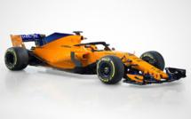 F1 : McLaren présente la MCL33