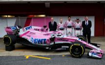 F1 :Force India présente la VJM11