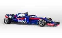 F1 : Toro Rosso présente la STR 13