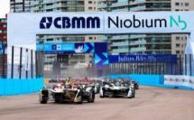 Formula E : E-Prix de Punta del Este, victoire de Vergne