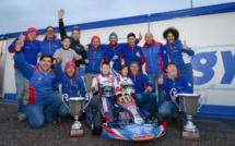 Karting : Les podiums s'enchaînent pour Energy Corse