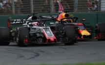 F1 : Melbourne, les 4 mousquetaires