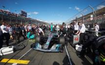 F1 : GP d'Australie, des bourdes qui coûtent cher