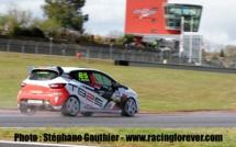 Clio Cup : TB2S puissance 5 à Nogaro