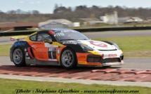 FFSA GT : Poisson d'avril pour CD Sport à Nogaro