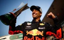 F1 : Ricciardo, ce pilote qu'on aime voir gagner