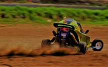 Autocross : Gael Castelli première