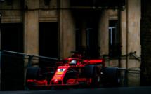 F1 : Azerbaïdjan, la grille de départ
