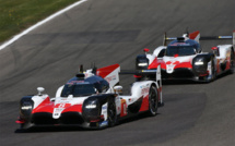 WEC : La Toyota n°8 remporte les 6 Heures de Spa