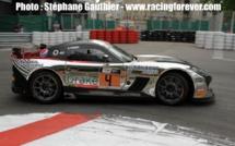 FFSA GT4 : Premiers roulages à Pau