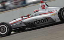 Indycar : GP d'Indianapolis, victoire de Power