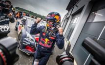 Rallycross : Loeb et Peugeot brillent en Belgique