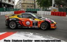 FFSA GT4 : CD Sport à l'aise à Pau