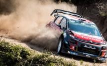 WRC : Citroën se sépare de Meeke