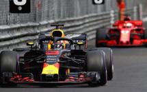 F1 : GP de Monaco, victoire de Ricciardo