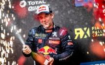 Rallycross WRX : nouveau podium pour Loeb et Peugeot