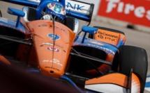 Indycar : Détroit, Dixon remporte la course 1