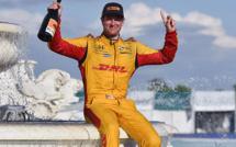 Indycar : Détroit, victoire pour Hunter-Reay dans la course 2