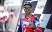MotoGP : Ducati officialise l'arrivée de Petrucci