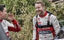 WRC : Citroën confirme Ostberg