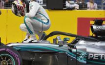 F1 : GP de France, victoire de Hamilton