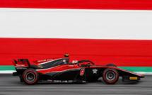 F2 : Autriche, course 1, victoire de Russell