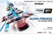 FFSA GT4 : Feu d'artifice attendu à Dijon