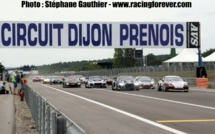 FFSA GT4 : Dijon, course 1