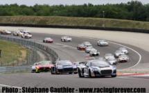 FFSA GT4 : Dijon, course 2